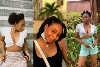 18-year-old Blessing Of The Johnsons TV Series, Susan Speaks On Her Boyfriend (Photo)